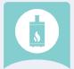 Gas fires logo