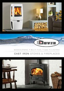 Dovre Cast Iron Stoves & Fireplaces
