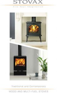 Stovax Wood Burning & Multi-fuel Stoves