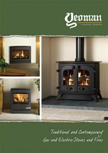 Yeoman Gas & Electric Stoves & Fires